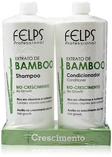 Bamboo Kit Duo (Plastificado) 2X1L, Felps, 2000ml