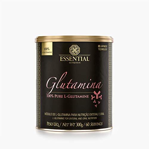 Glutamina - 300G - Essential Nutrition, Essential Nutrition