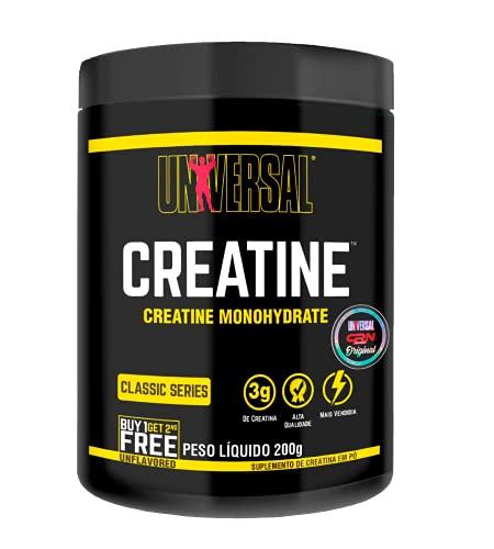 Creatine Monohidratada (200g), Universal Nutrition