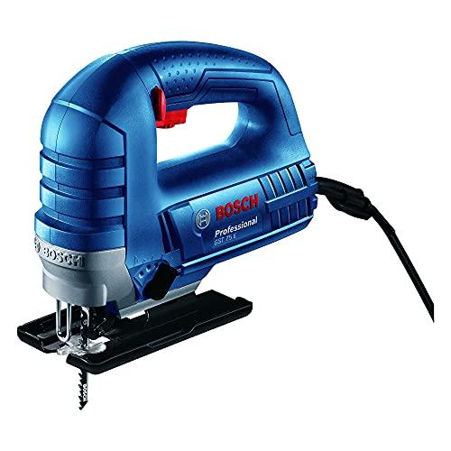 Serra Tico-Tico Bosch GST 75 710W 220V, com 1 Lâmina de serra