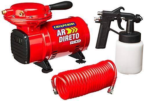 Motocompressor De Ar Direto Red 1/3hp Chiaperini Chiaperini