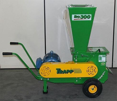 Triturador Orgânico/Compostagem Trifásico 10cv BIO 300 - Trapp