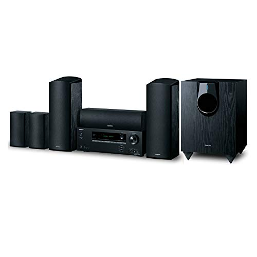 Home Theater 5.1.2ch Dolby Atmos Onkyo Ht-s5910 Zona B 4k Bluetooth