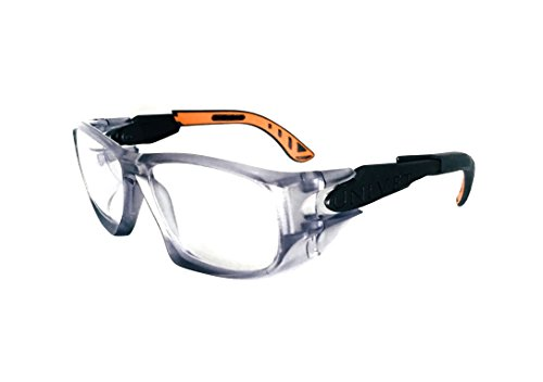 Armação Óculos Segurança Para Lentes De Grau UNIVET 5X9L