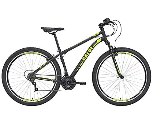 Bicicleta Aro 29 Caloi Velox Preta