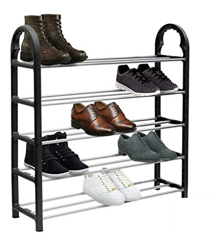 Organizador Sapateira Pequeno para 8 pares sapato Versátil