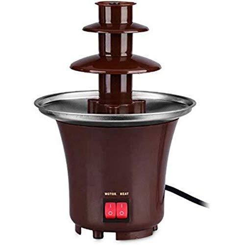 Fonte Cascata Chocolate Fondue Choco Maquina Elétrica 110