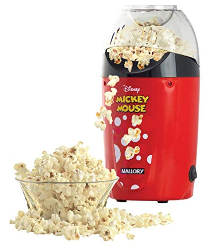 Pipoqueira Mallory Disney Mickey 220v Vermelho