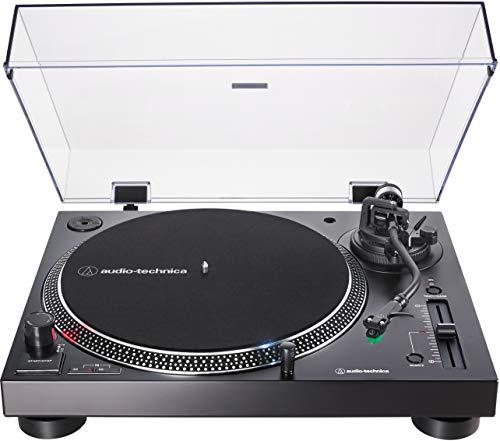Audio-Technica AT-LP120XUSB-BK Direct Drive USB toca-discos