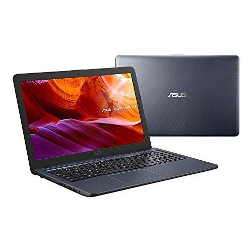 Notebook ASUS X543UA-GQ3213T - CORE I5 / 8 GB / 256 GB SSD / Windows 10 Home / Cinza Escuro