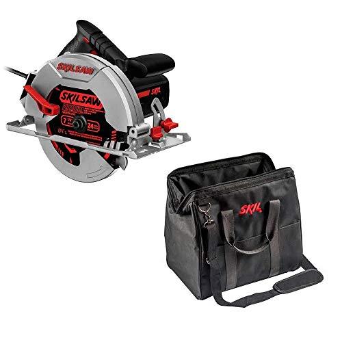 Serra Circular Skil 5402 1400W 220V com disco e bolsa