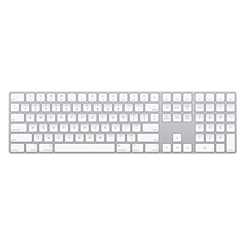 Teclado Magic Keyboard Apple para Mac, Bluetooth - Mq052bz/a