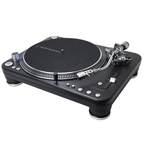Toca-Discos Pro Direct-Drive, Audio-Technica, ATLP1240USBXP, Preto, Pacote de 1