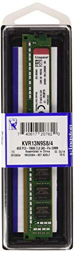 Memória DDR3 4GB 1333MHz Kingston (KVR13N9S8/4)