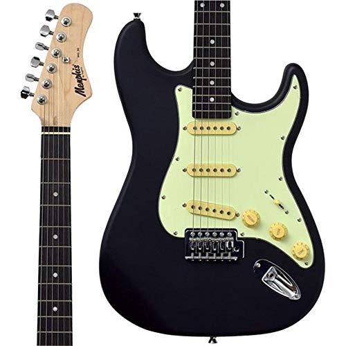 Guitarra Stratocaster Memphis by Tagima Mg30 Preta Fosco