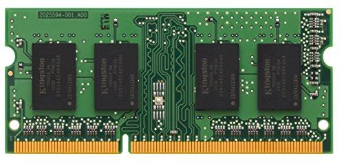 Kvr13S9S84 - Memória De 4GB Sodimm DDR3 1333Mhz 1,5V 1Rx8 Para Notebook