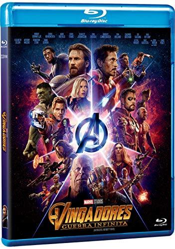 Vingadores. Guerra Infinita [Blu-ray]