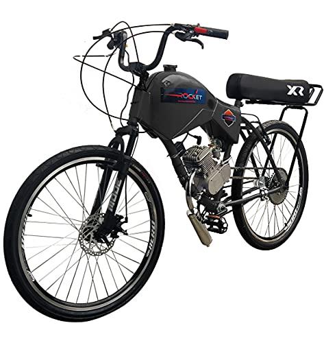 Bicicleta Rocket Beach Motor 80cc Freio Disco/suspensão Banco Xr Frete Gratis