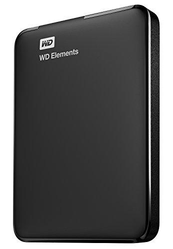 HD externo 01TB WD Elements WDBUZG0010BBK-WES