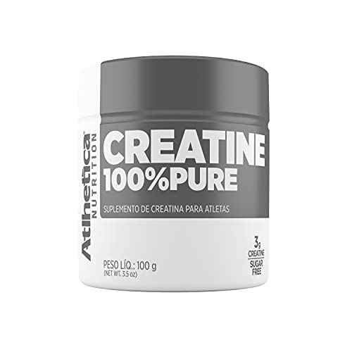 Creatina 100% Pure (100g), Atlhetica Nutrition