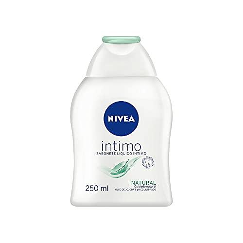 Sabonete Líquido Íntimo Nivea Natural 250Ml, Nivea