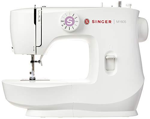 Máquina de Costura Singer, M1605, Mecânica, 127V