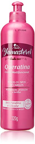 Creme Multifuncional Yamasterol Queratina, Yama, Rosa