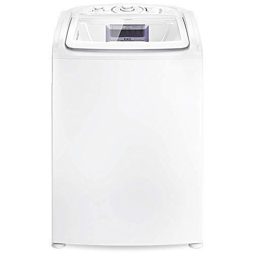 Máquina de Lavar 15kg Electrolux Essential Care Silenciosa com Easy Clean e Filtro Fiapos (LES15) 127V