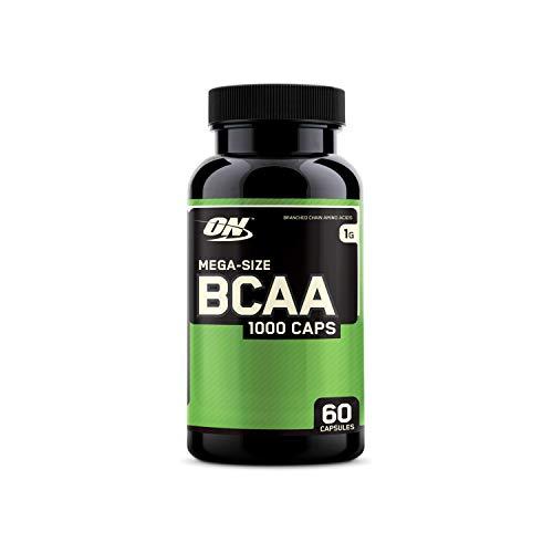 Bcaa 1000 - 60 Cápsulas Optimum Nutrition