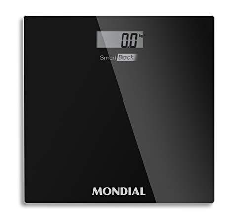 Balança Digital Mondial, Smart Black, Bivolt, - BL-05