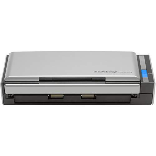 Fujitsu ScanSnap S1300i Scanner portátil de documentos em cores duplex para Mac ou PC