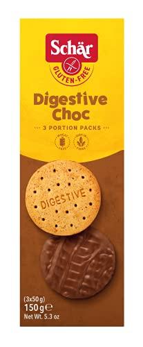 Biscoito Choco Fibras Schär
