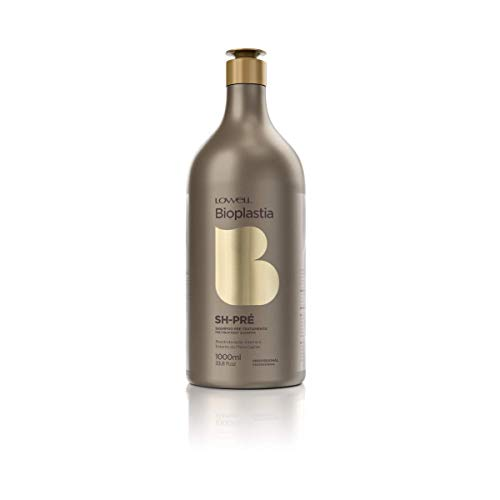 Lowell Shampoo Pré Tratamento Bioplastia 1 litro