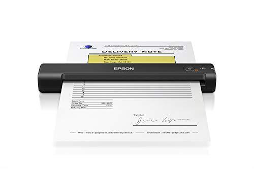 Scanner Epson WorkForce ES-50, Epson, ES-50, Preto