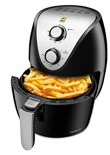 Fritadeira Sem Óleo Mondial, Family-IV - 3,5L, 127V, Preto, 1500W - AF-30 I