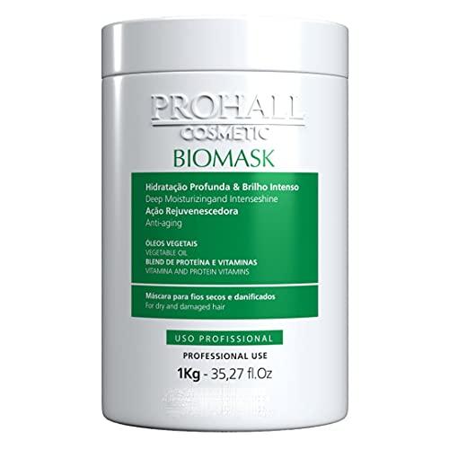 Biomask Prohall Máscara Ultra Hidratante - 1kg