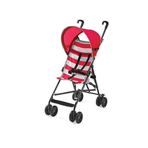 Carrinho Guarda-Chuva, Multikids Baby, Vermelho, Multikids Baby, Vermelho