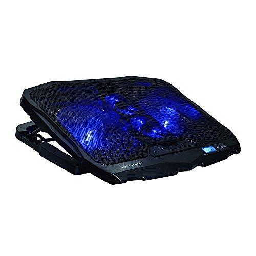 Base para Notebook, C3Tech, Nbc-100Bk, Bases e Docking Stations, 408070230100
