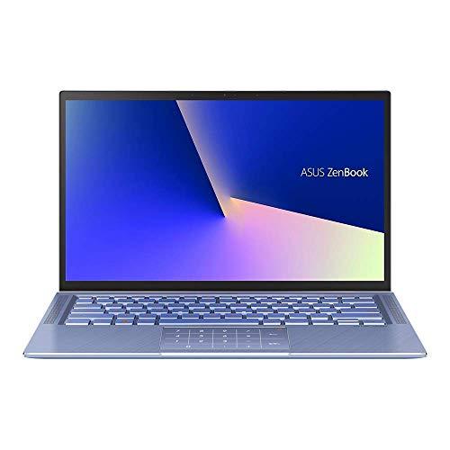 Notebook ASUS ZenBook UX431FA-AN202T - CORE I5 / 8 GB / 256 GB / Windows 10 Home / Azul claro metálico