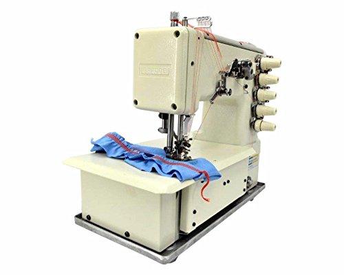 Máquina de Costura Galoneira Industrial Direct Drive 3 Agulhas, 5 Fios BC-5000 - BRACOB (110)