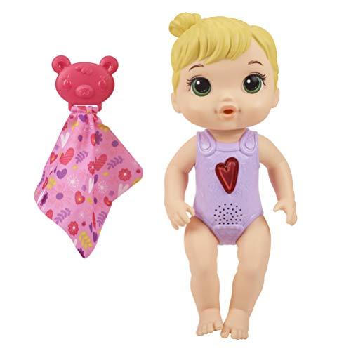 Boneca Baby Alive Coraçãozinho Loira - E6946 - Hasbro