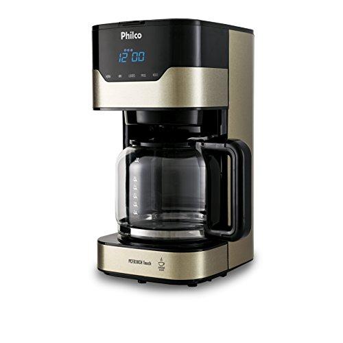 Cafeteira, PCFD38CH, 38 xicaras ,champange, 110V, Philco