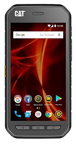 Smartphone Caterpillar S41 3GB/32GB LTE Dual Sim Tela 5.0'' Câm.13MP+8MP-Preto