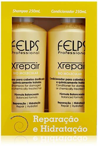 X Repair Kit Duo Home Care 2X250 ml, Felps, 500ml