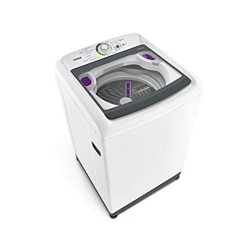 Máquina de Lavar Consul 16kg Dosagem Extra Econômica e Ciclo Edredom - CWL16AB 220V