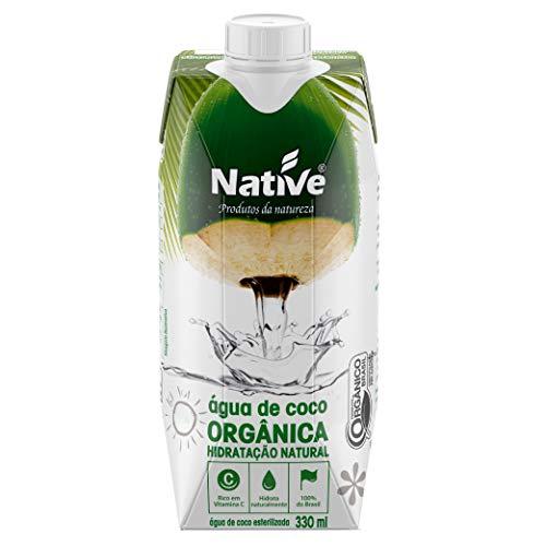 Água de Coco Orgânica Native 330ml
