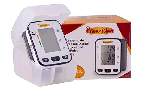 Aparelho de Pressão Digital Automático de Pulso, BSP21, Premium
