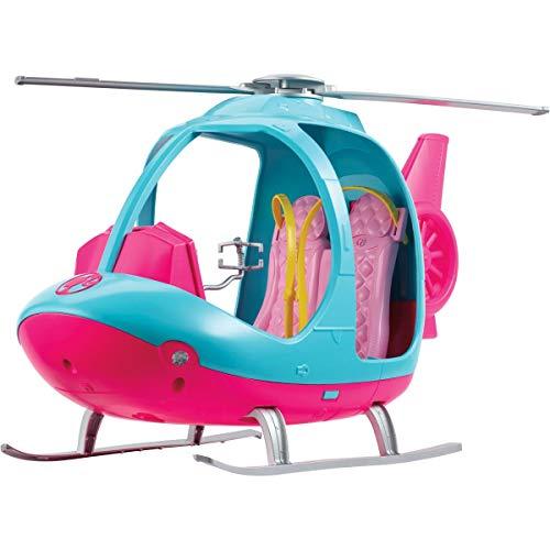 Explorar E Descobrir Helicóptero Barbie - Mattel