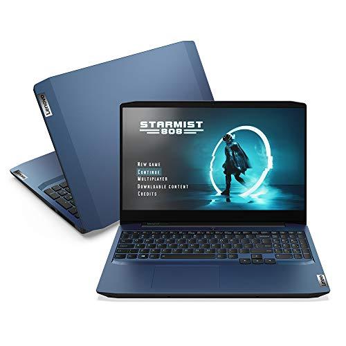 Notebook ideapad Gaming 3i i7-10750H, 8GB RAM, 512GB SSD, Placa Dedicada GTX 1650 4GB, Windows 10, 15.6