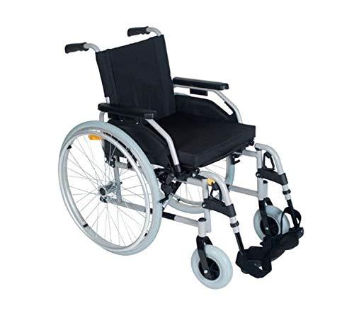 Cadeira de Rodas Manual Dobrável em Alumínio modelo Start B2 - Ottobock-40 cm